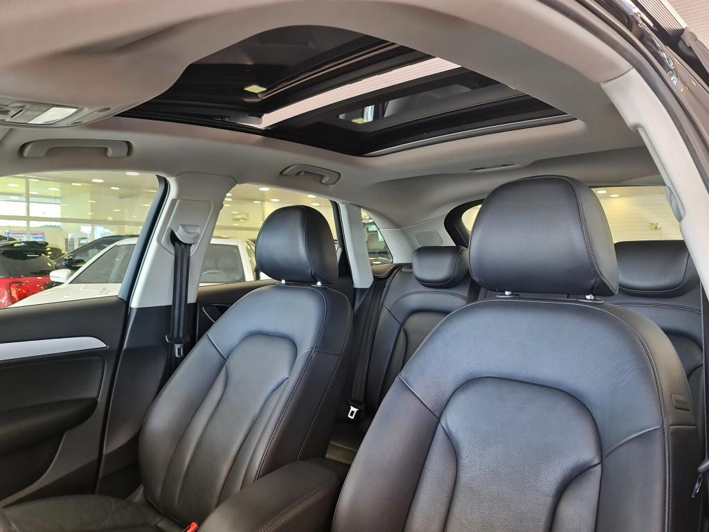 Imagem do veículo AUDI Q3 2.0 TFSI AMBITION QUATTRO 4P GASOLINA AUT
