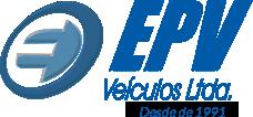 Logo EPV | Eliseu Prado Veículos
