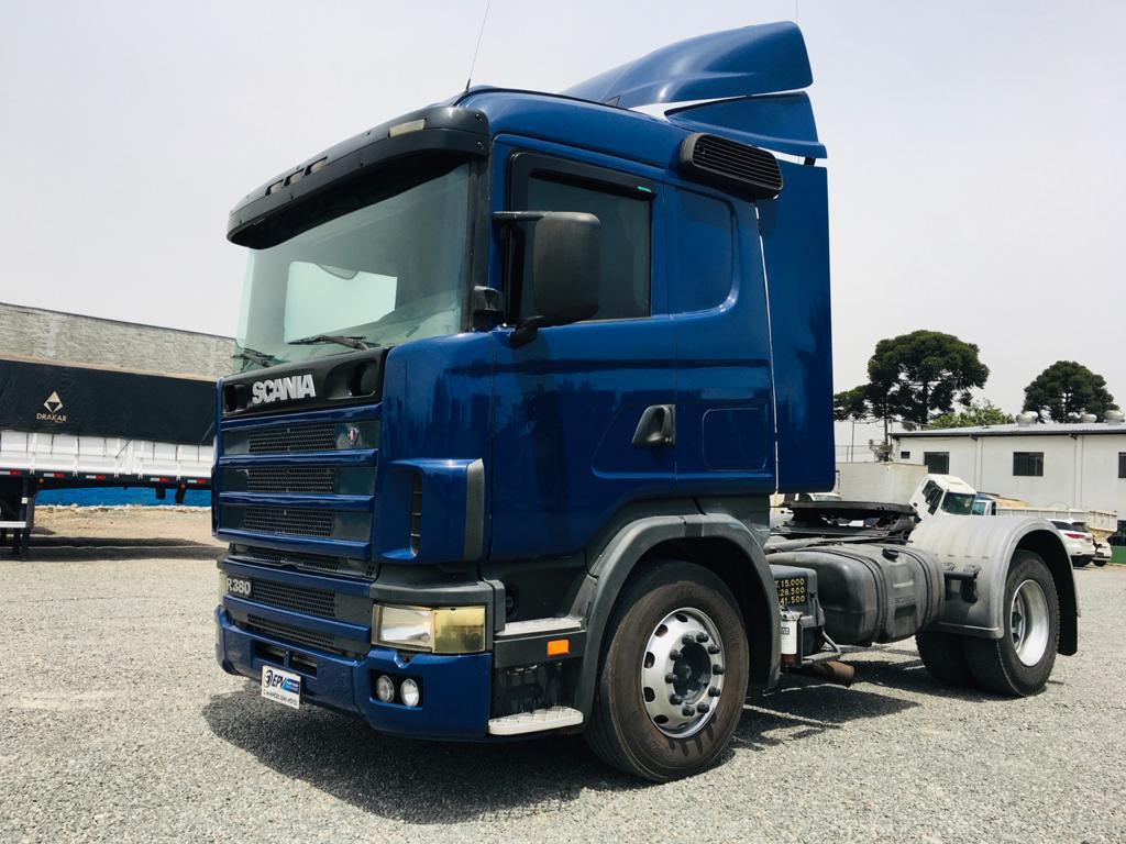 Scania G 380 A 4x2 2P
