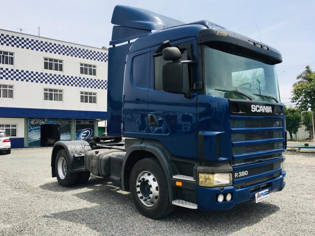 Imagem do veículo Scania G 380 A 4x2 2P