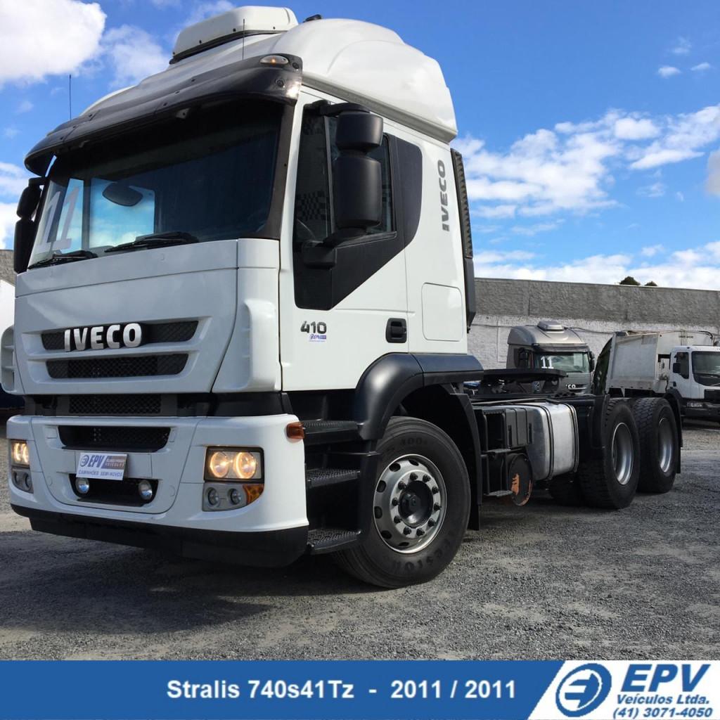 IVECO Stralis NR 740-S41Tz   6x4