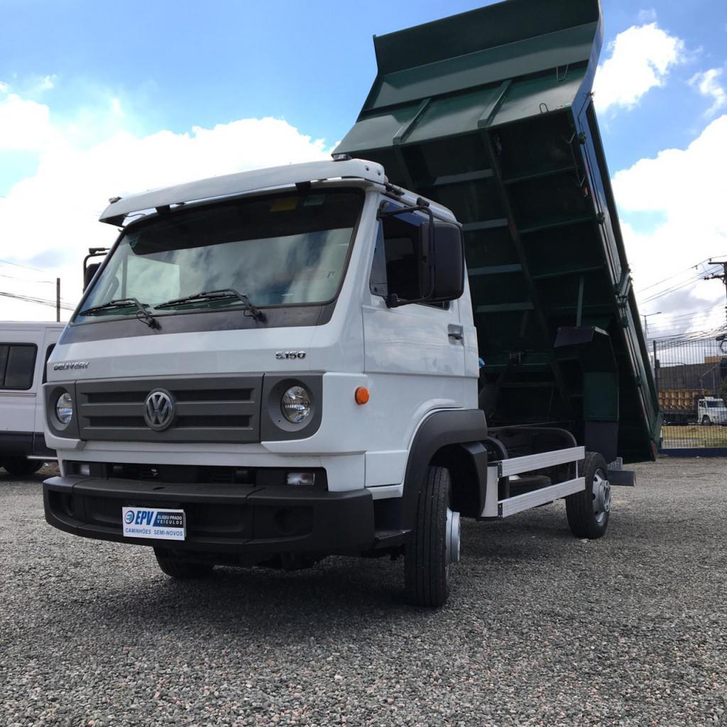 Imagem do veículo VOLKSWAGEN 5-150 E Delivery 2P (E5)