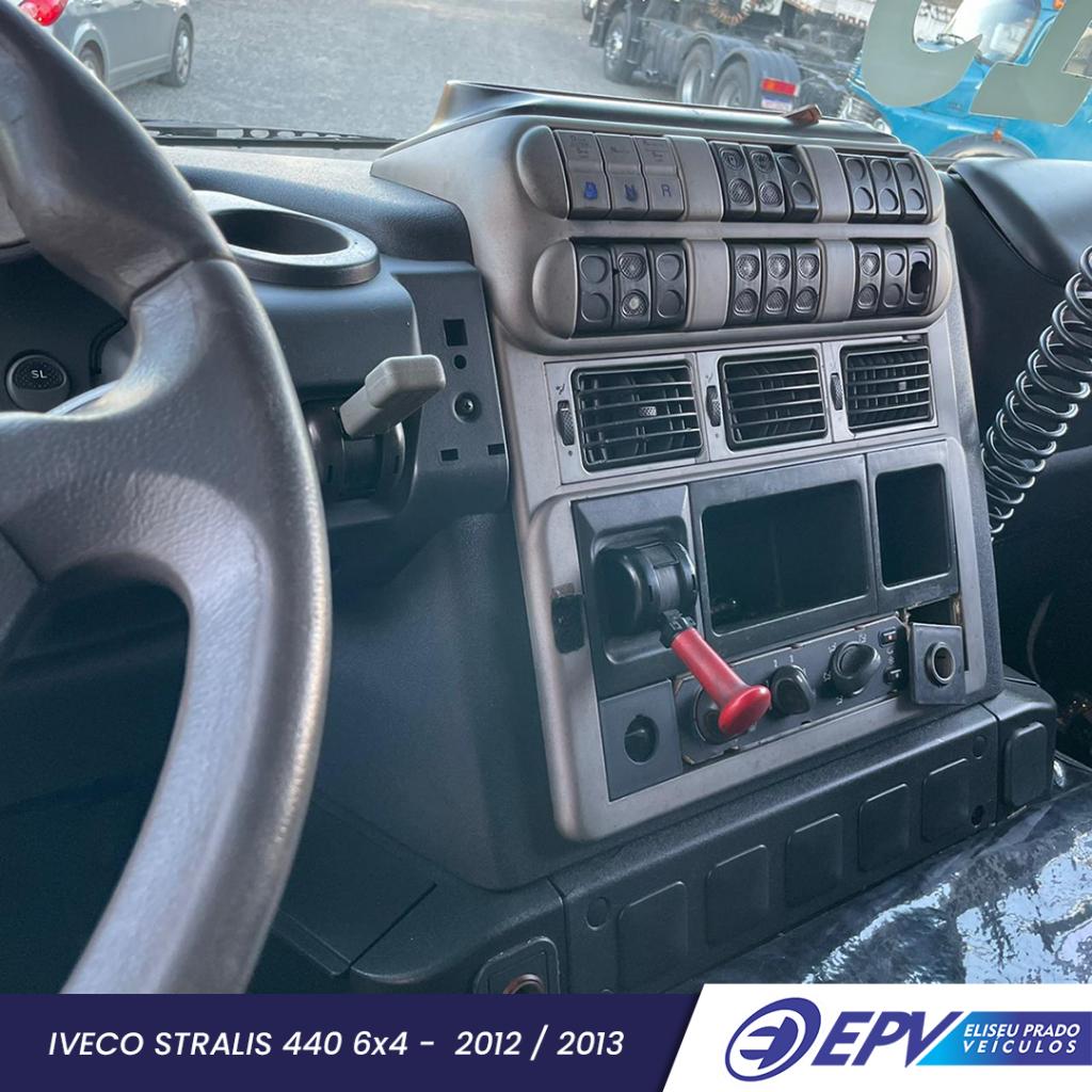 Imagem do veículo IVECO Stralis 800-S44T TA 6x4 Eurot. 2P (E5)