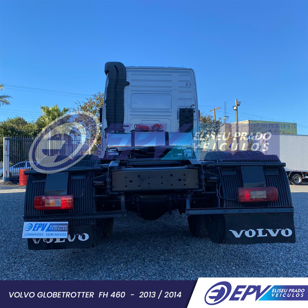 Imagem do veículo VOLVO FH 460 6x2 2P (E5)