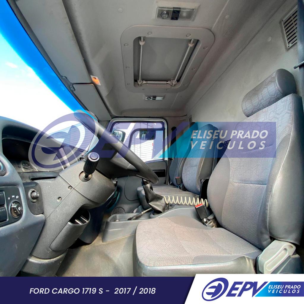 Imagem do veículo FORD Cargo 1719 Turbo 2P (E5)