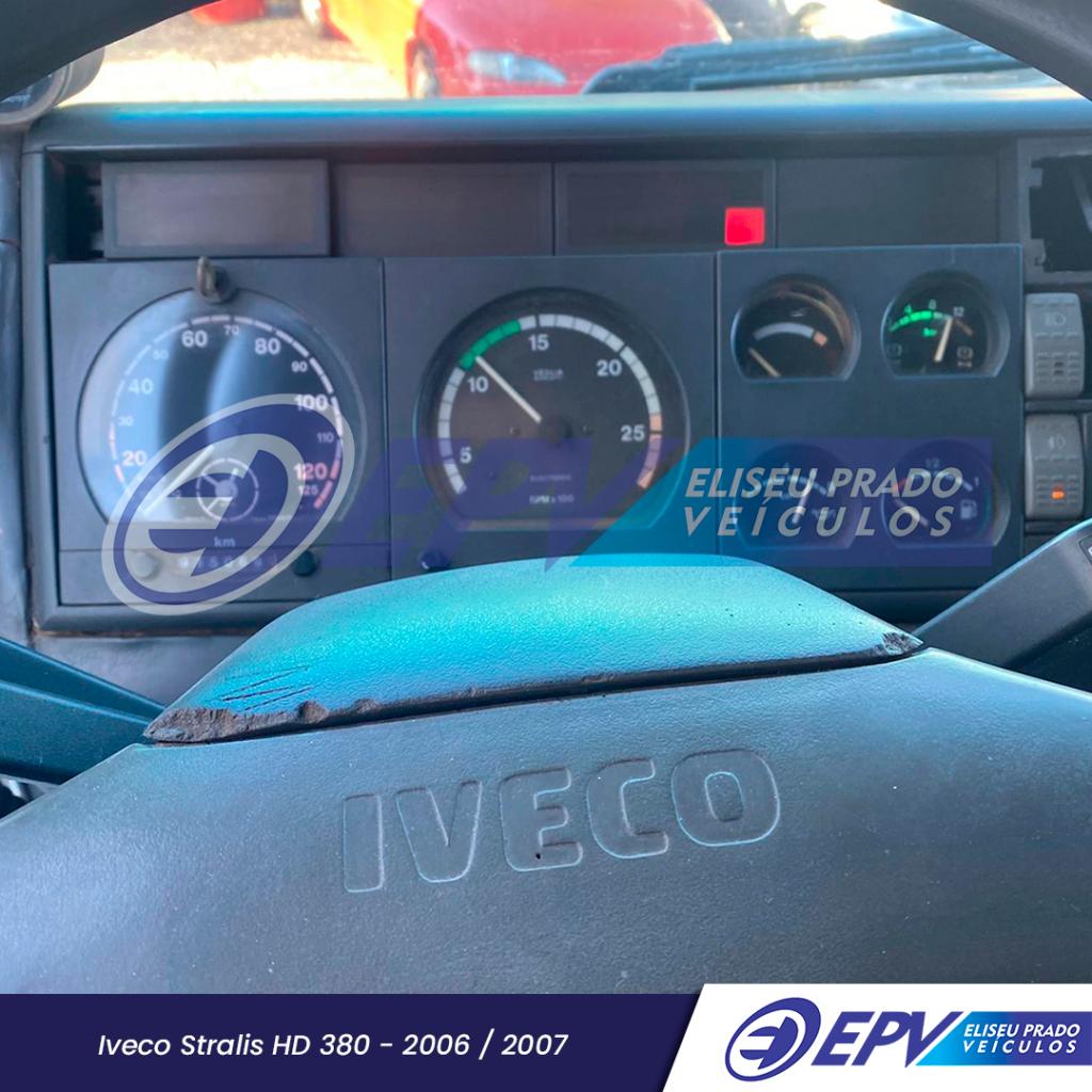 Imagem do veículo IVECO Stralis HD 450s38T