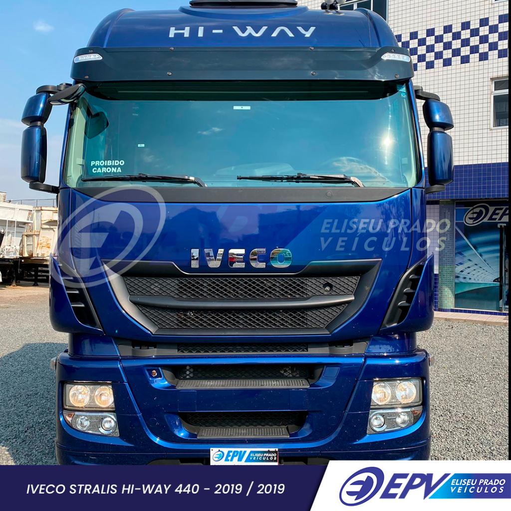 Imagem do veículo IVECO Stralis Hi-Way 440