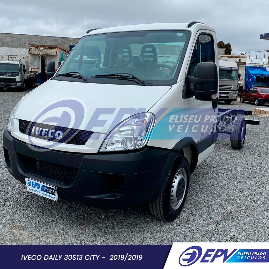 Imagem do veículo IVECO DAILY 30S13 CITY -  2019/2019