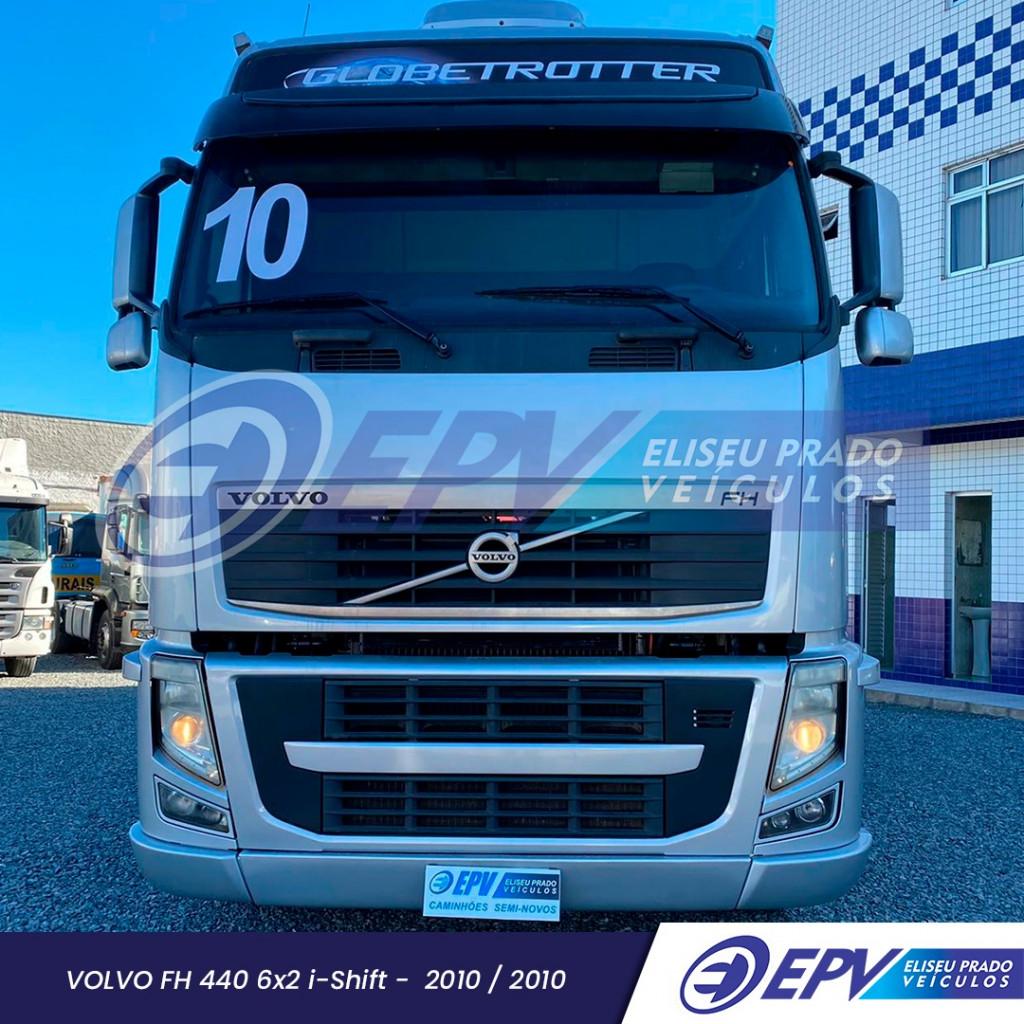 Imagem do veículo VOLVO FH 440 Globetrotter 6x2