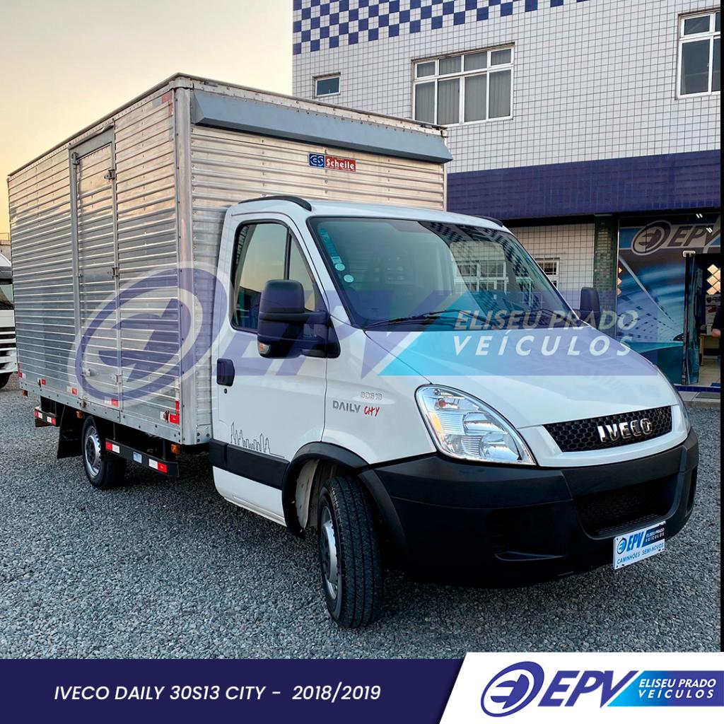 Imagem do veículo IVECO Daily City 30.13