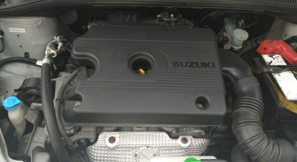 Imagem do veículo SUZUKI SX4 2.0 manual