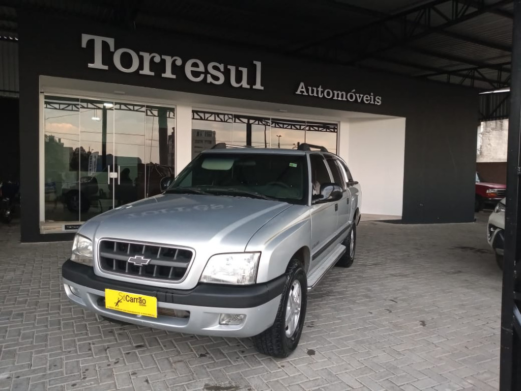 CHEVROLET S10 2.8 COLINA 4X2 CD 4P MANUAL