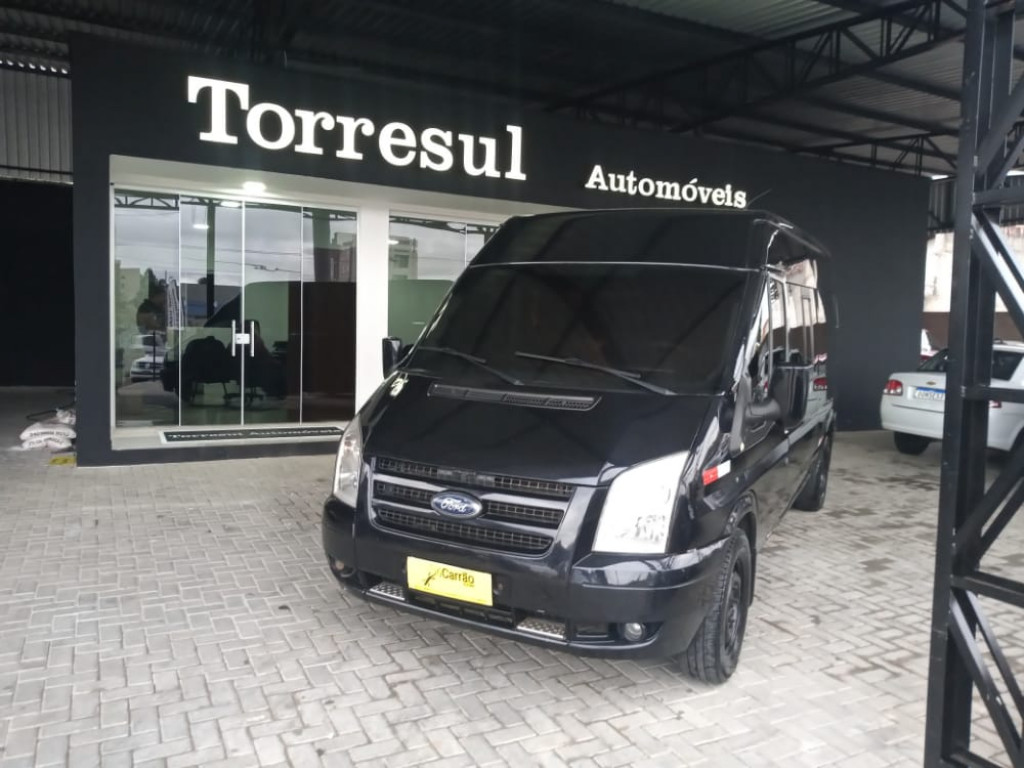 Imagem do veículo FORD TRANSIT PASSAGEIRO  DIESEL  MANUAL