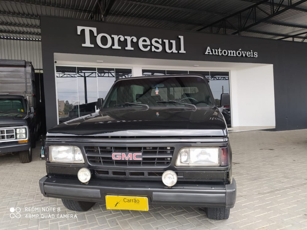 CHEVROLET BONANZA 4.0L 8V DIESEL 2P MANUAL