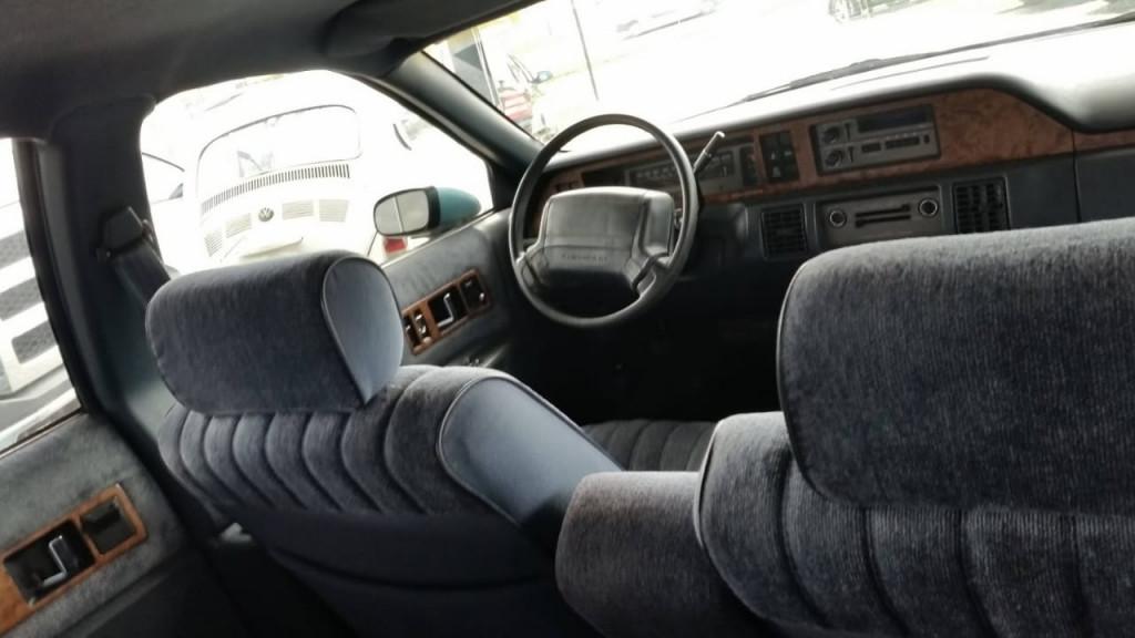 Imagem do veículo CHEVROLET CAPRICE 4.3 SW V8 16V GASOLINA 4P AUTOMÁTICO