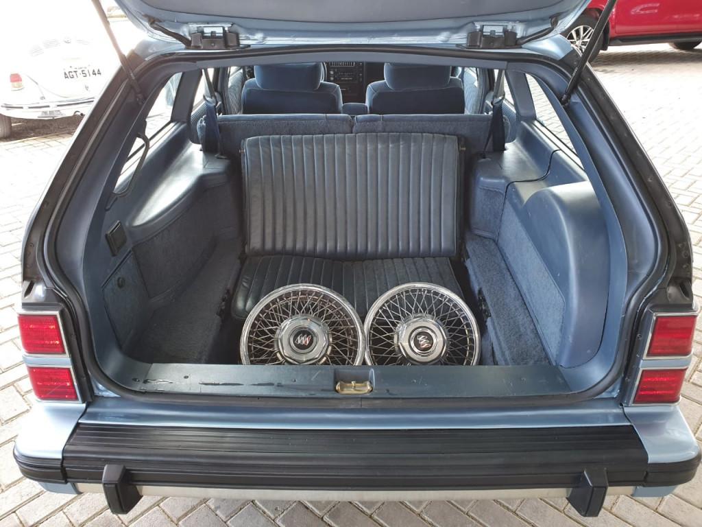 Imagem do veículo BUICK SPORTWAGON 3.7 WILDCAT 16V GASOLINA 4P AUTOMÁTICO