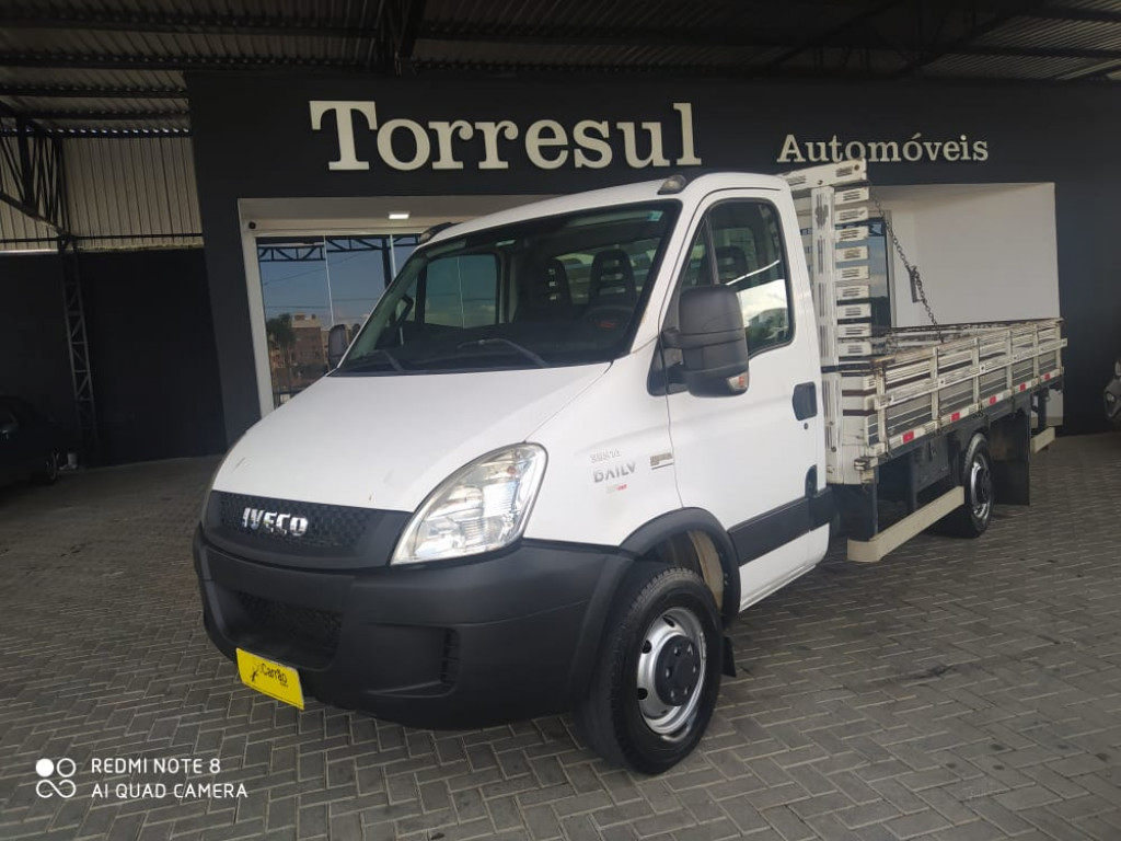 IVECO Daily Chassi 35S14 2P