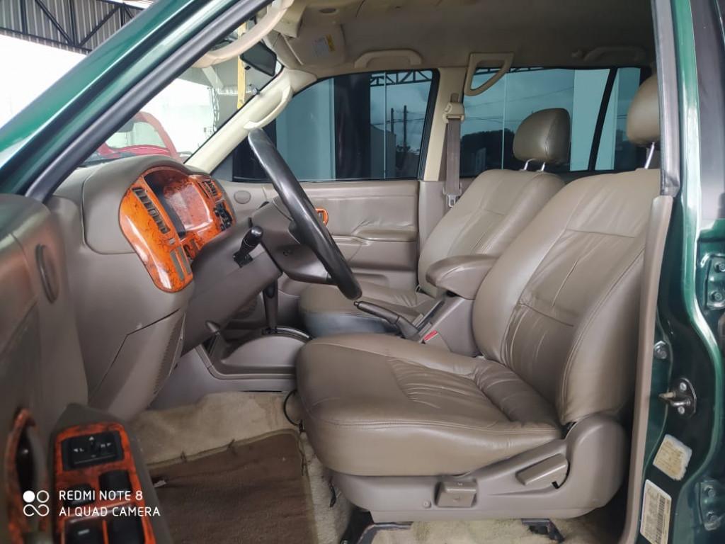 Imagem do veículo MITSUBISHI PAJERO SPORT 3.0 4X2 V6 24V GASOLINA 4P AUTOMÁTICO