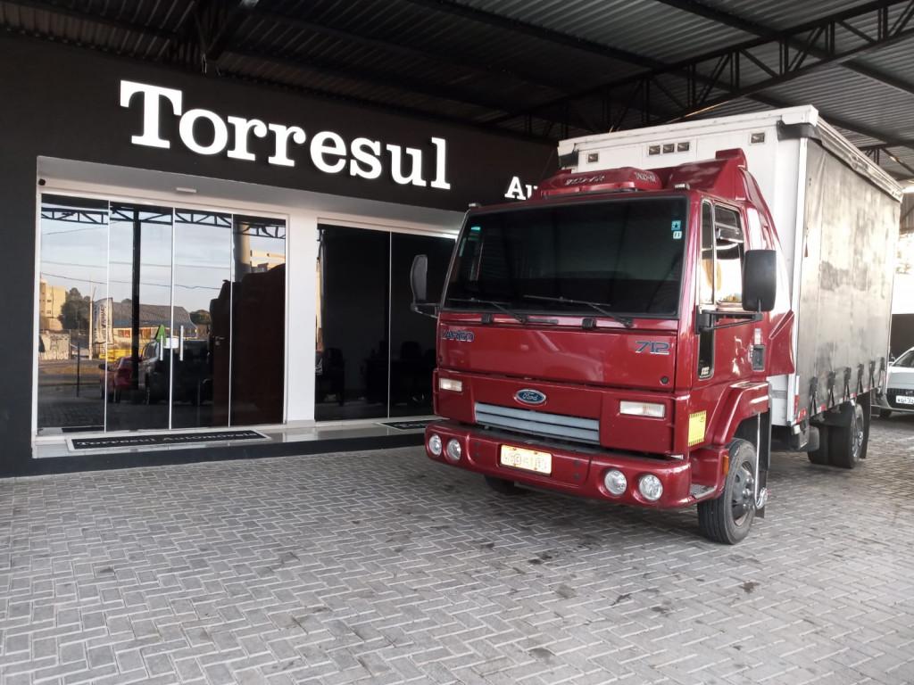 Imagem do veículo FORD Cargo 712 E Turbo 2P