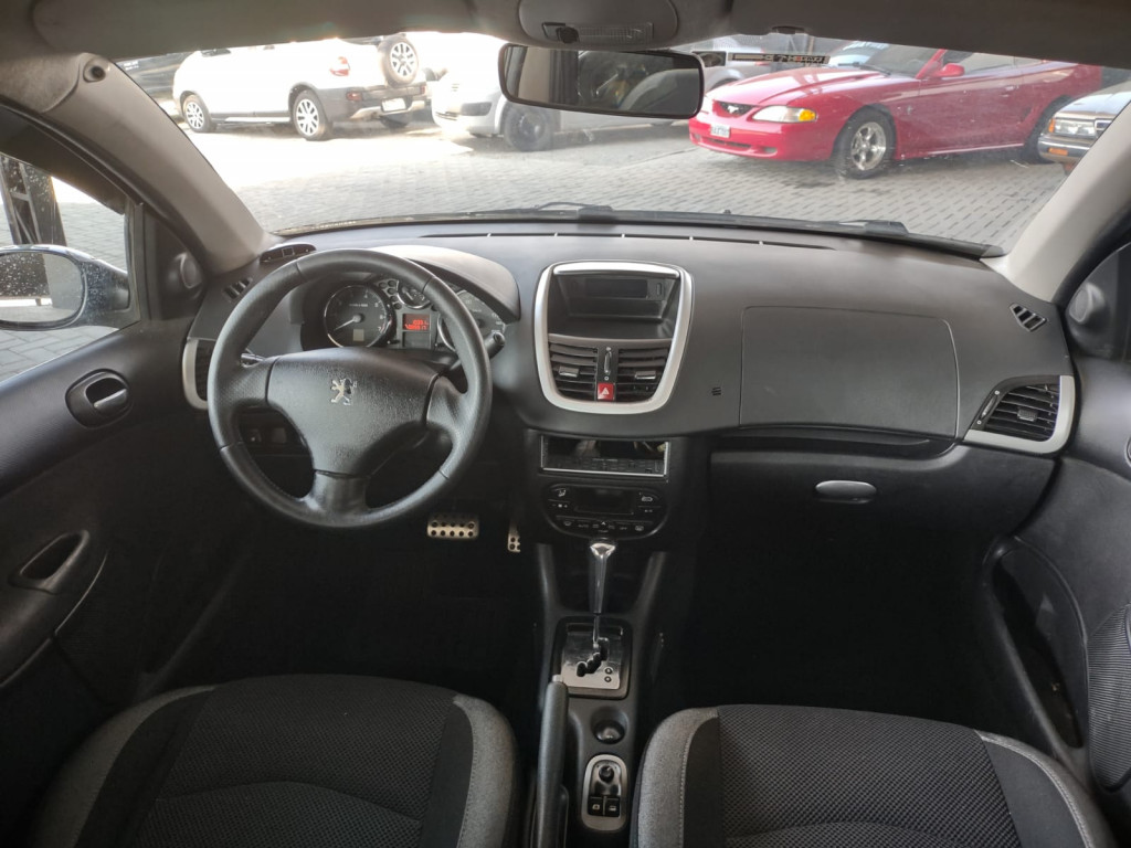 Imagem do veículo PEUGEOT 207 1.6 XS 16V FLEX 4P AUTOMÁTICO