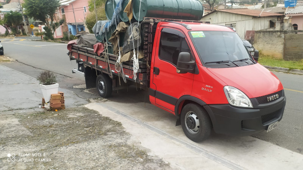 IVECO DAILY 2.3  HPI DIESEL 35S14 CHASSI MANUAL