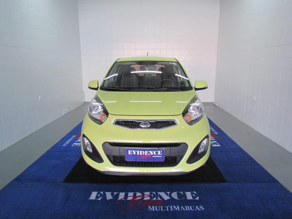Kia Picanto Ex 1.0 12v Gasolina Aut 2012