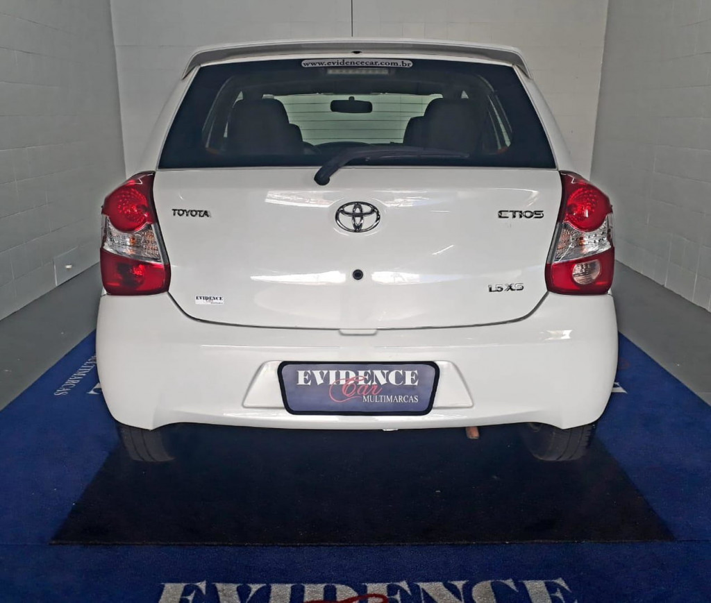 Imagem do veículo Toyota Etios Hb Xs 1.5 Manual