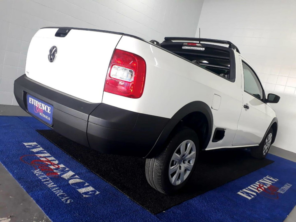 Imagem do veículo Volkswagen Saveiro Cs 1.6 Starline