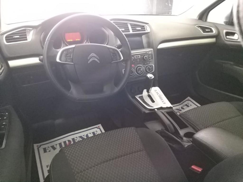 Imagem do veículo Citroen C4 Lounge Tendance 2.0 Flex 4p Aut
