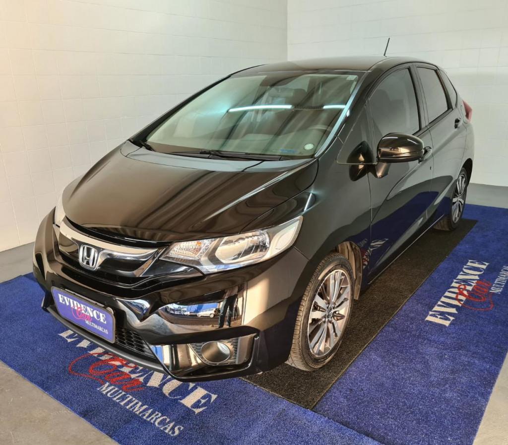 Imagem do veículo Honda Fit Ex Cvt
