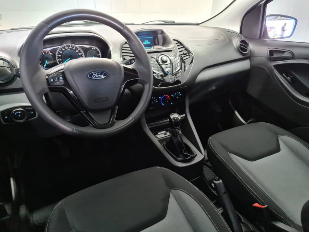 Imagem do veículo Ford Ka Advanced 1.5 Sedan