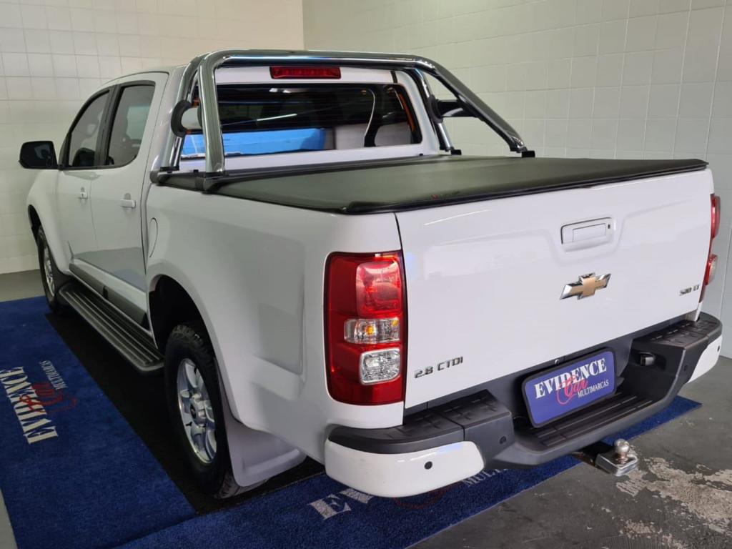 Imagem do veículo Chevrolet S10 Lt 2.8 Tdi 4x2 Cd