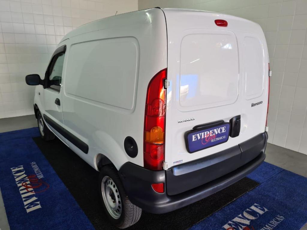 Imagem do veículo Renault Kangoo Express 1.6
