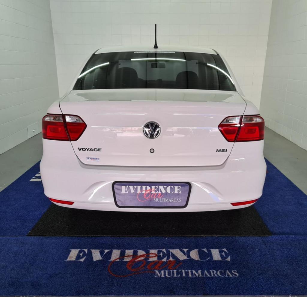 Imagem do veículo Volkswagen Novo Voyage 1.6 Trendline Mbv