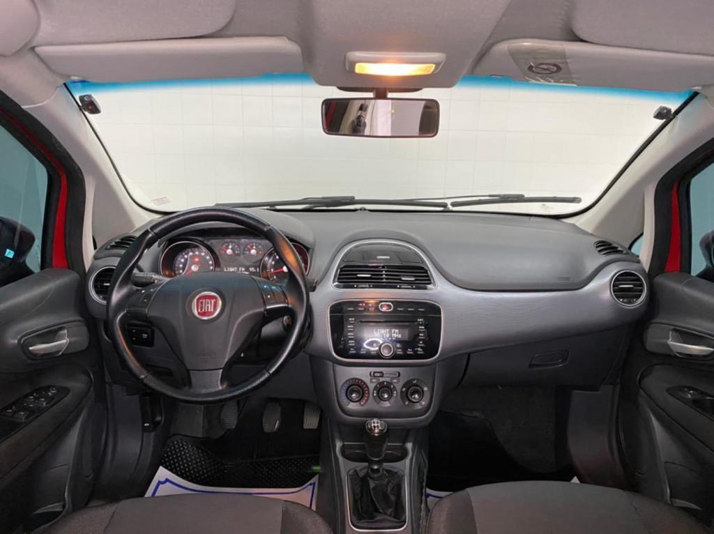 Imagem do veículo Fiat Punto Attractive