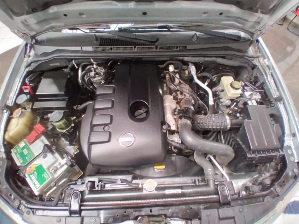Imagem do veículo Nissan Frontier Sl 4x4 Automatica
