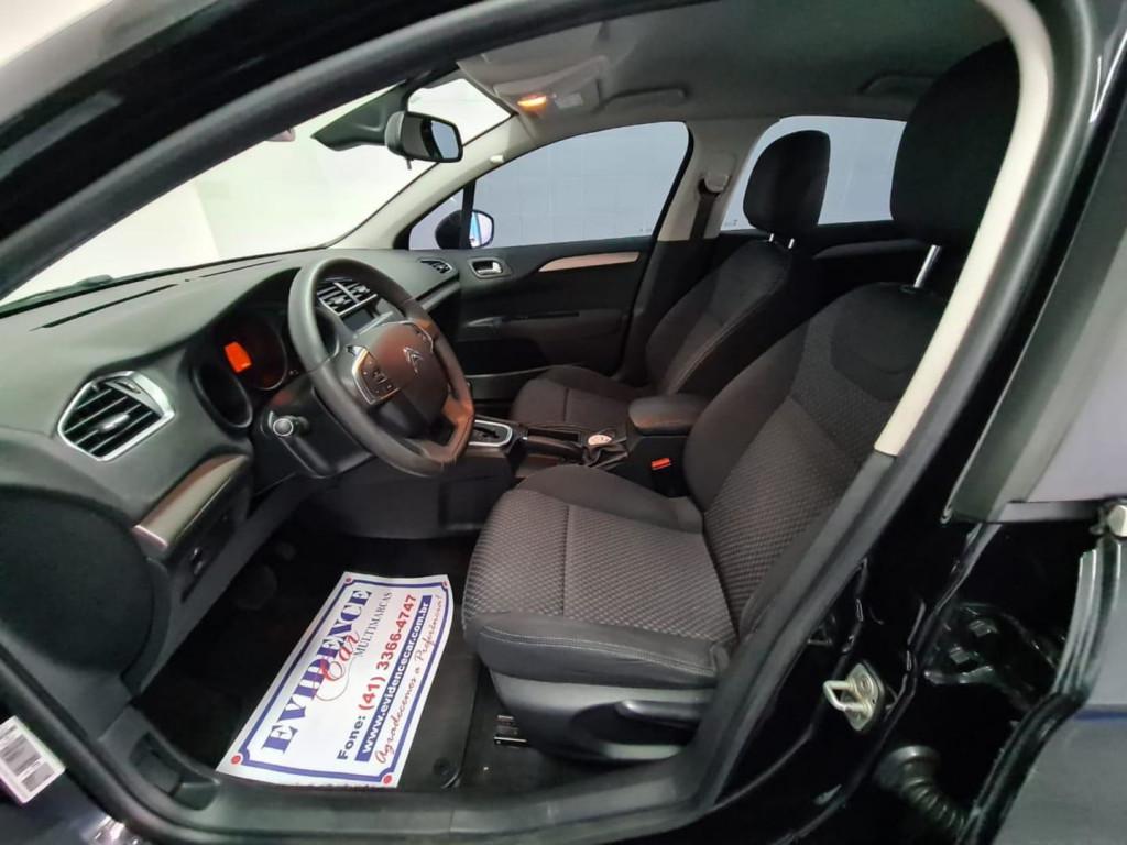 Imagem do veículo Citroen C4 Lounge A 2l Tend