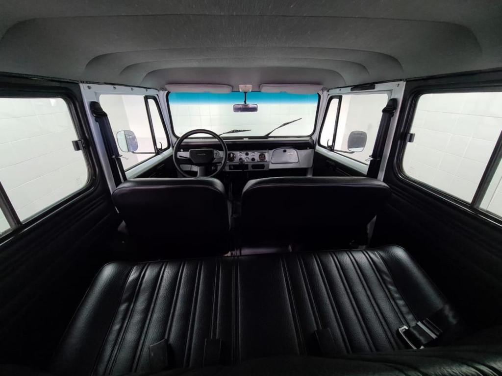 Imagem do veículo Toyota Bandeirante Jipe 4x4 Bj50lvaco 2p