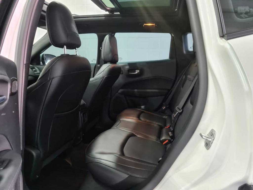 Imagem do veículo Jeep Compass 2.0 16v Flex Sport Automatico