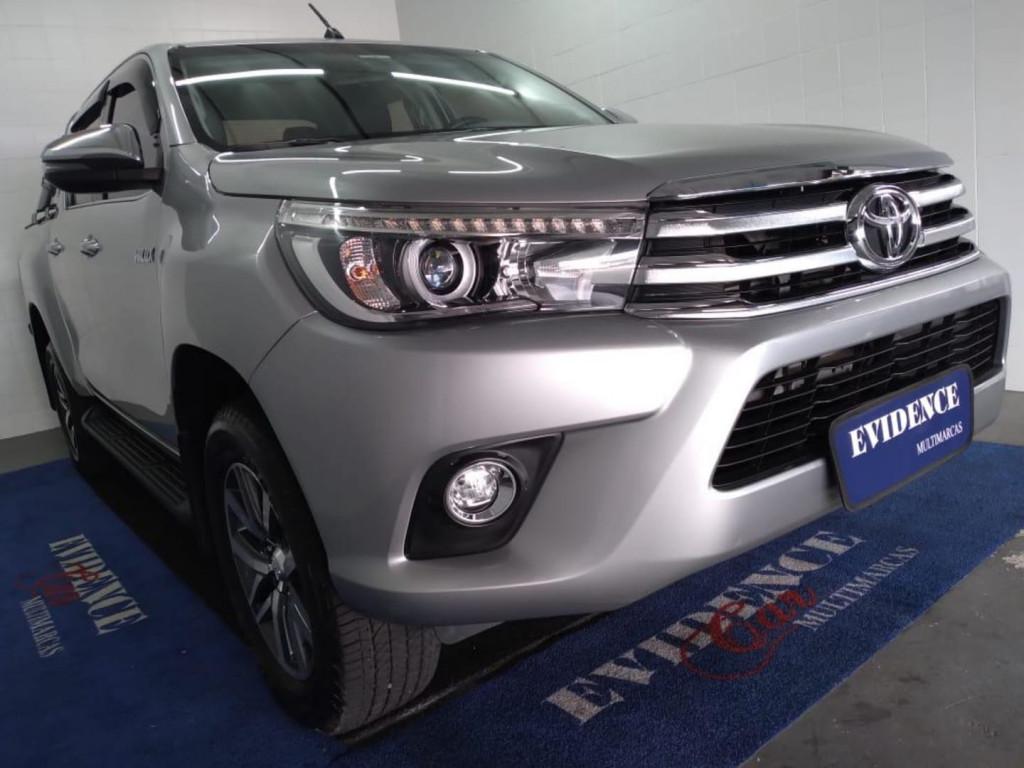 Imagem do veículo Toyota Hilux Cd Srx 4x4 2.8 Tdi 16v Diesel Aut