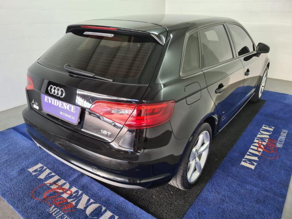 Imagem do veículo Audi A3 Sportback 1.8 Tfsi