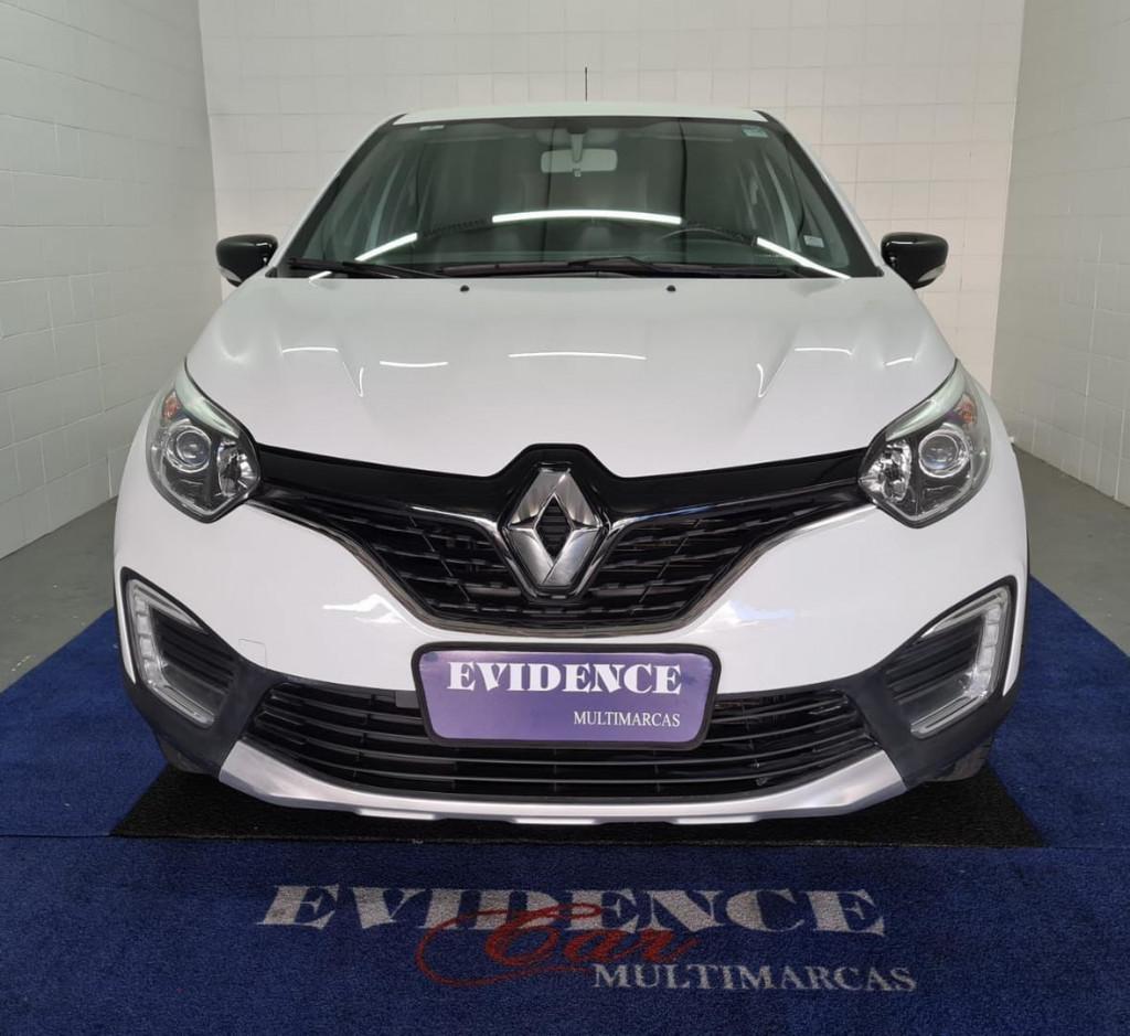 Renault Captur Zen 1.6 Cvt Automatica