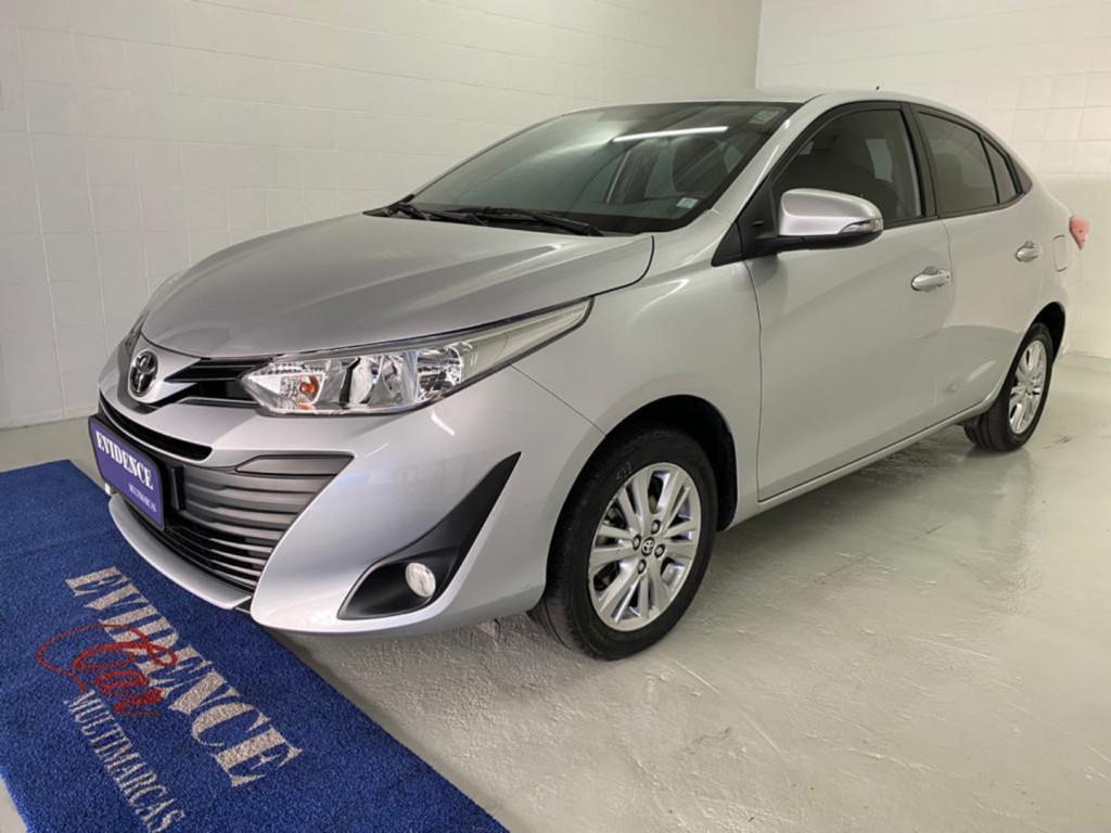 Toyota Yaris 1.5 16v Flex Sedan Xl Plus Aut