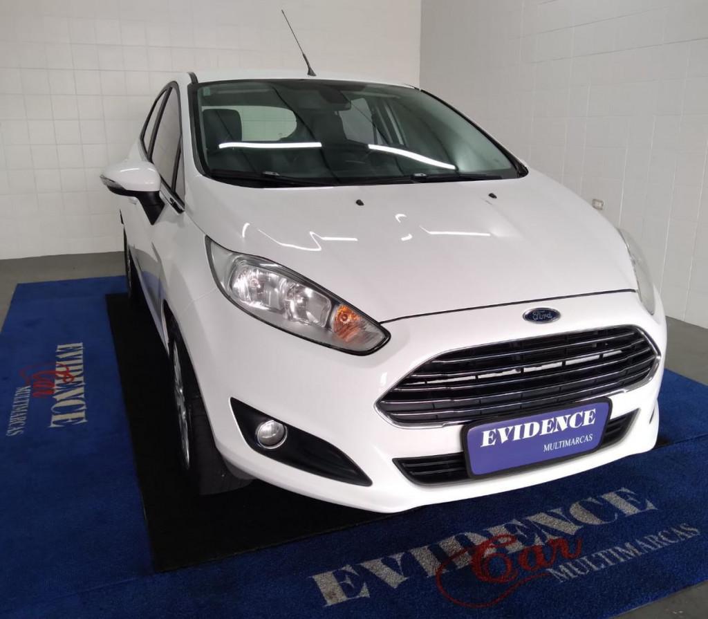 Imagem do veículo Ford Fiesta Ha 1.6l Tiab
