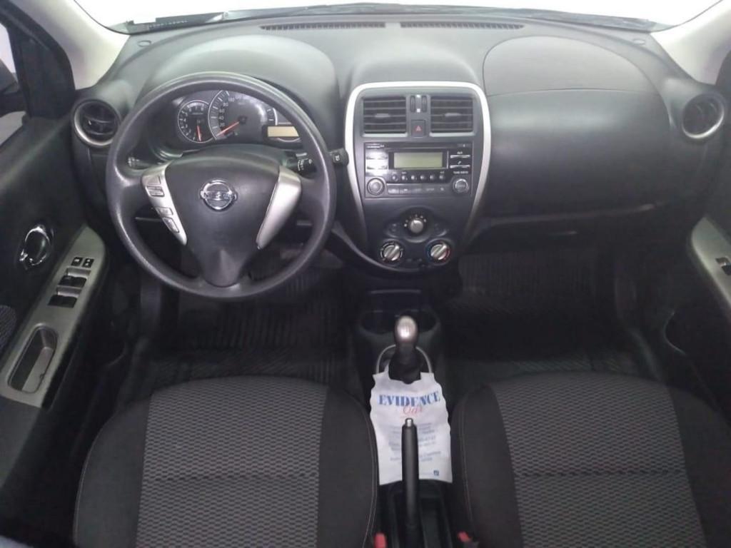 Imagem do veículo Nissan March Sv 1.6 16v Flex Fuel 5p