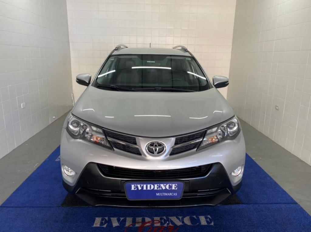 Toyota Rav4 2.0 4x2 Top 145 Cv 2015 Aut Cvt