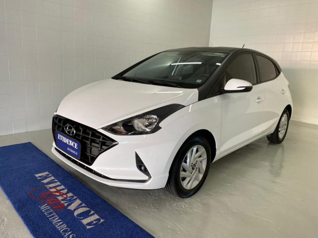 Hyundai Hb20 Evolution 1.0 Mt