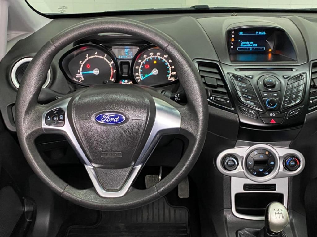 Imagem do veículo Ford Fiesta 1.6 Se Hatch 16v Flex 4p Manual