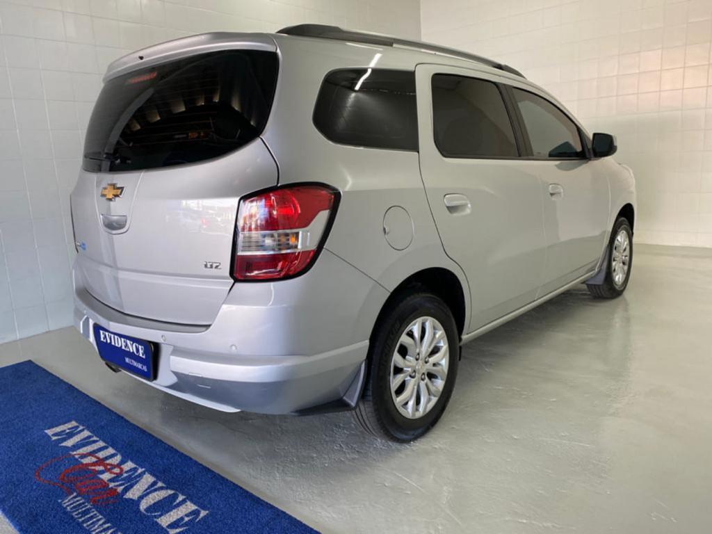 Imagem do veículo Chevrolet Spin 1.8l At Ltz