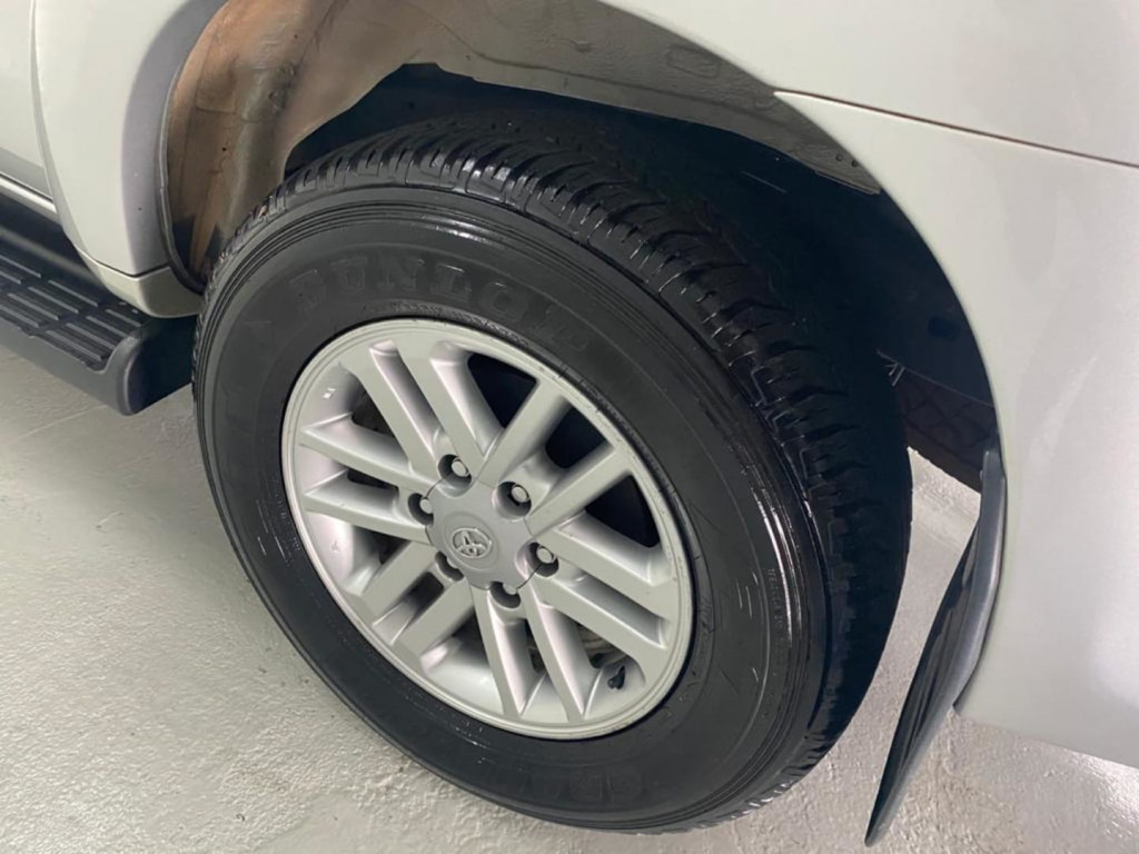 Imagem do veículo Toyota Hilux Sw4 Srv 4x4